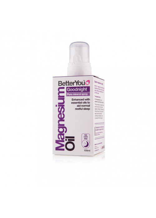 BetterYou Magnesium Oil Spray: Goodnight 100ml