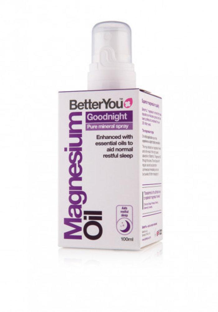 Magnesium Oil Spray: Goodnight 100ml