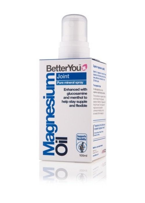 BetterYou Magnesium Oil Spray: Joint 100ml