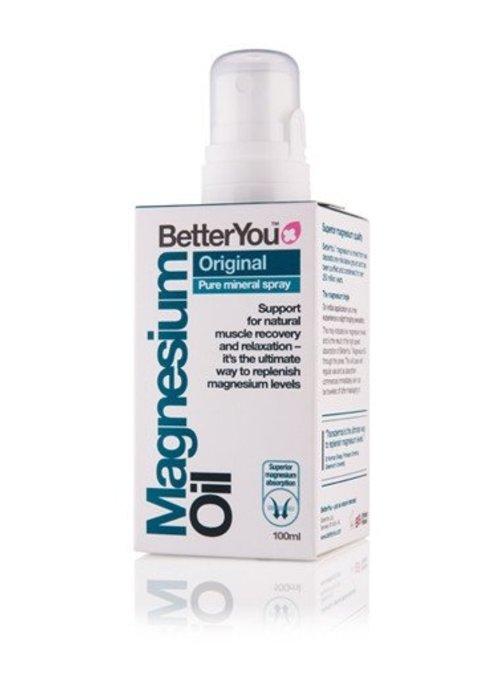 BetterYou Magnesium Oil Spray: Original 100ml