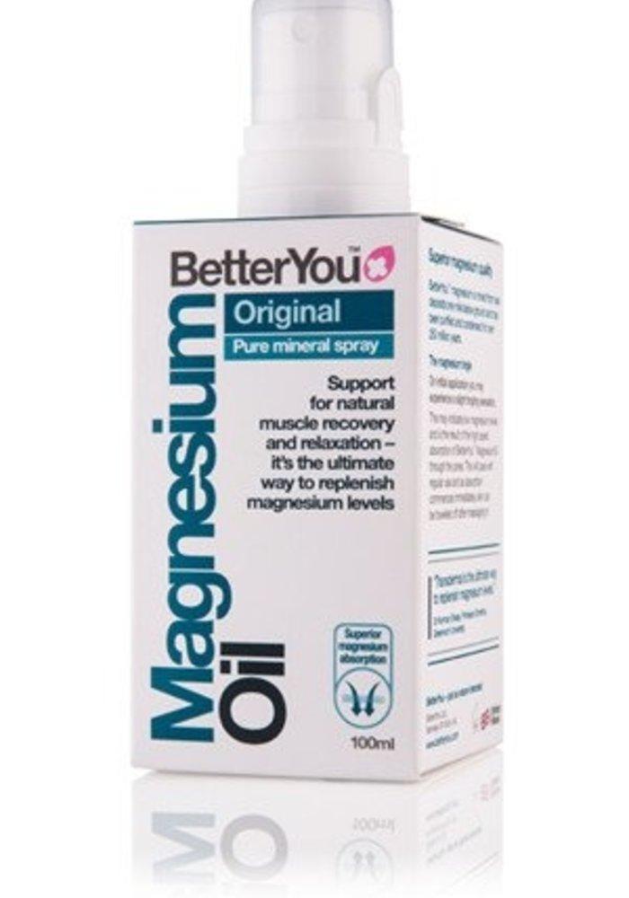 Magnesium Oil Spray: Original 100ml