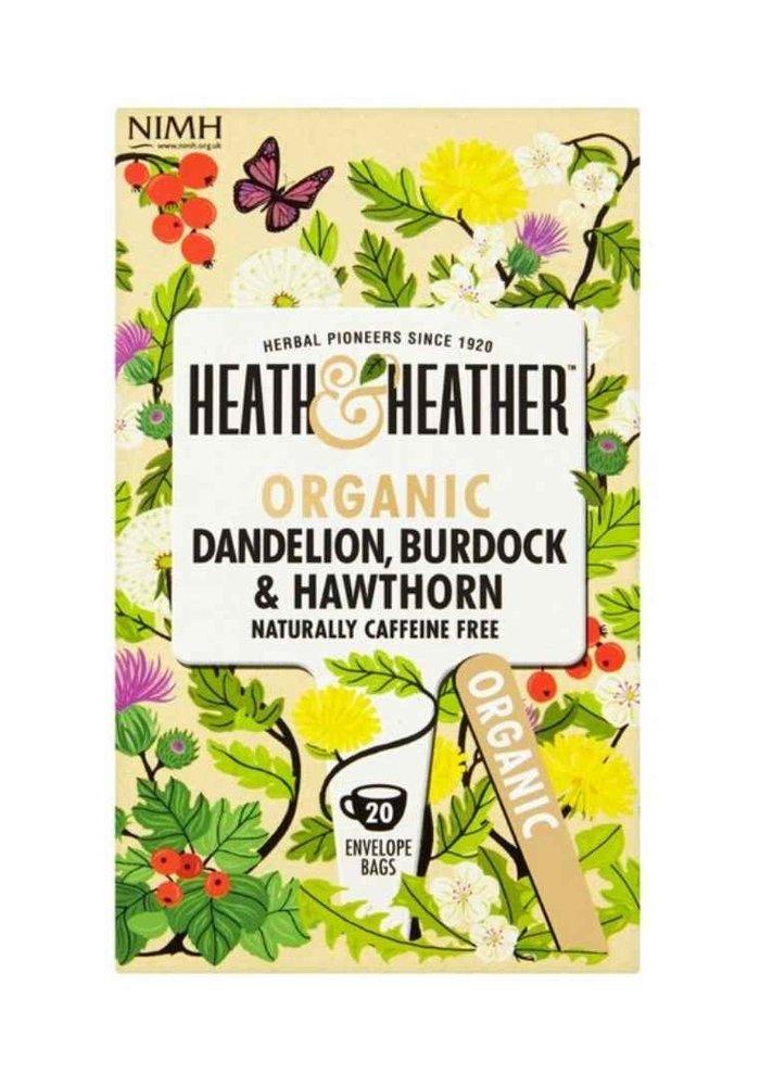 Dandelion & Burdock Tea - Organic