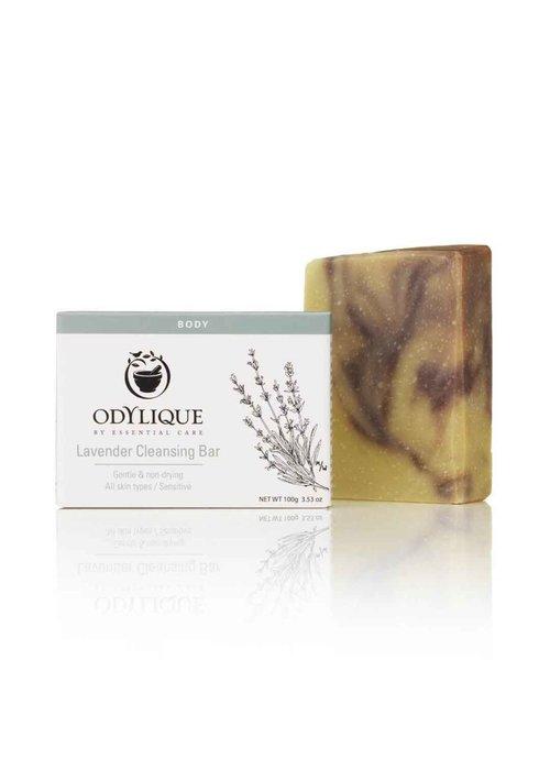 Odylique Cleansing Bar -Lavender: Organic