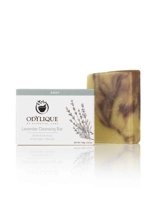 Odylique Organic Lavender Cleansing Bar