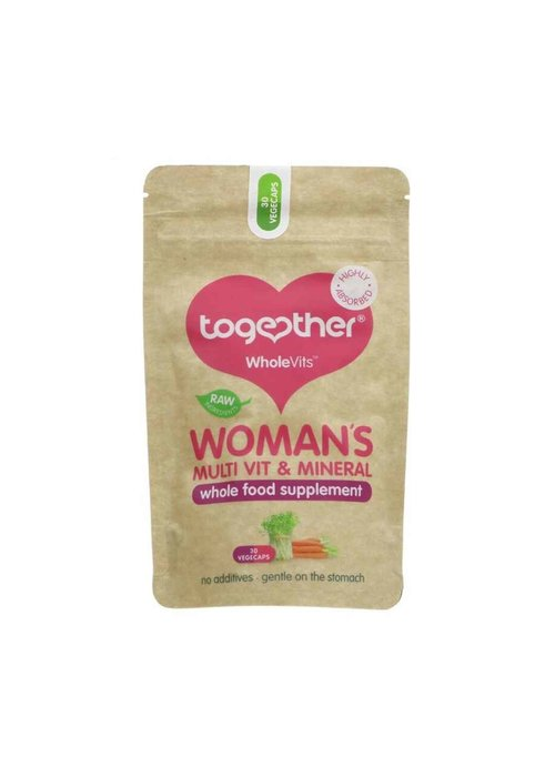 Together Health Woman's Multi 30 vegecaps
