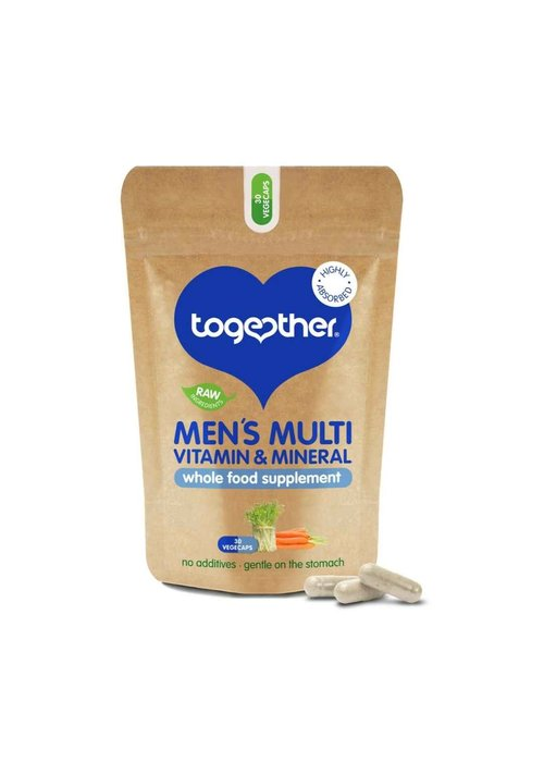 Together Health Men's Multi 30 vegecaps