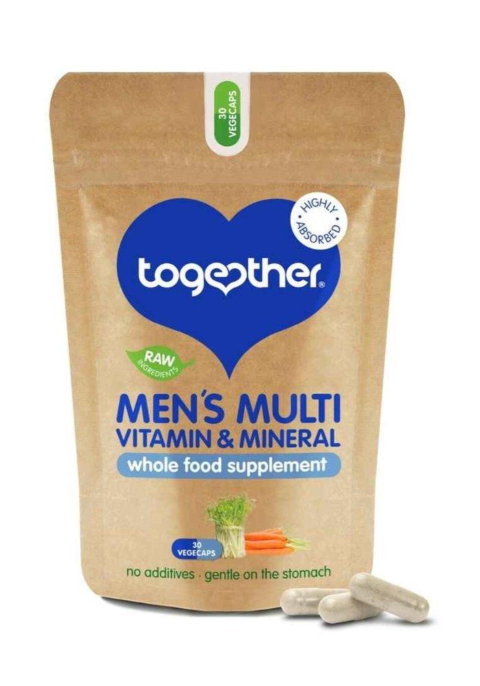 Men's Multi 30 vegecaps