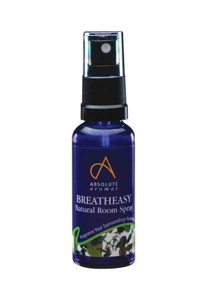 Room Spray: Breatheasy