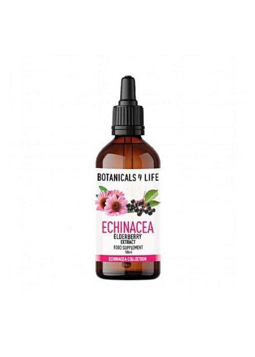 Botanicals 4 Life Tincture: Echinacea & Elderberry