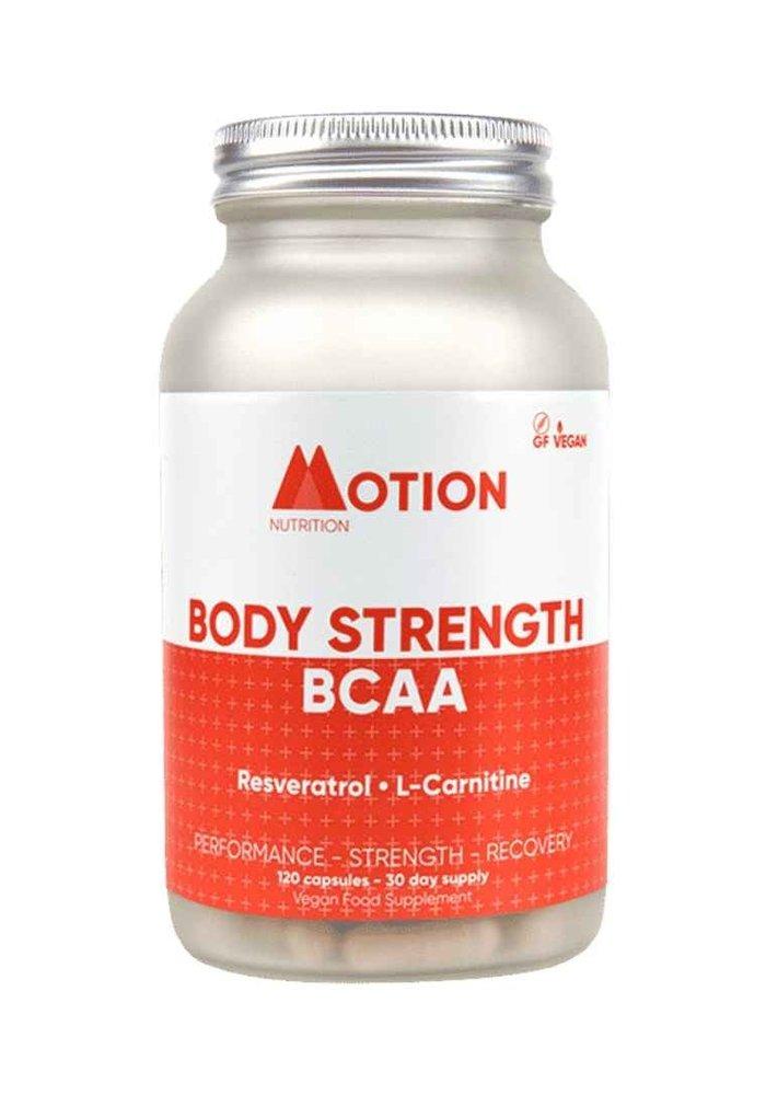 BCAA Body Strength 120 caps