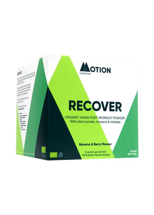 Motion Nutrition Protein Shake: Recover
