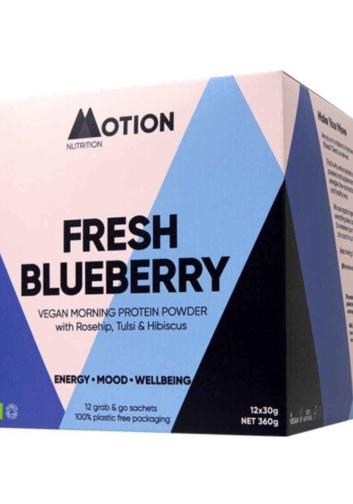 Protein Shake: Blueberry