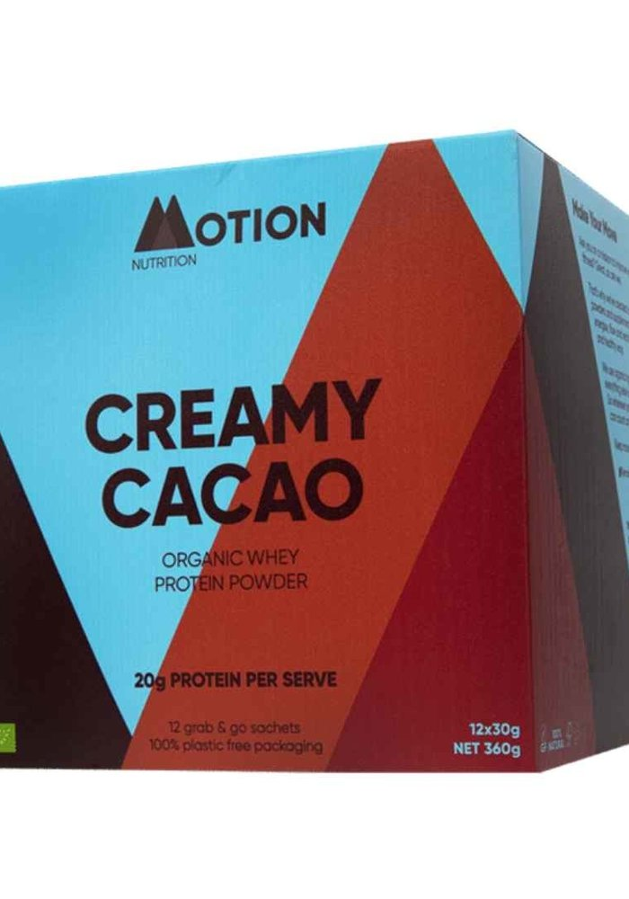 Protein Shake: Creamy Cacao