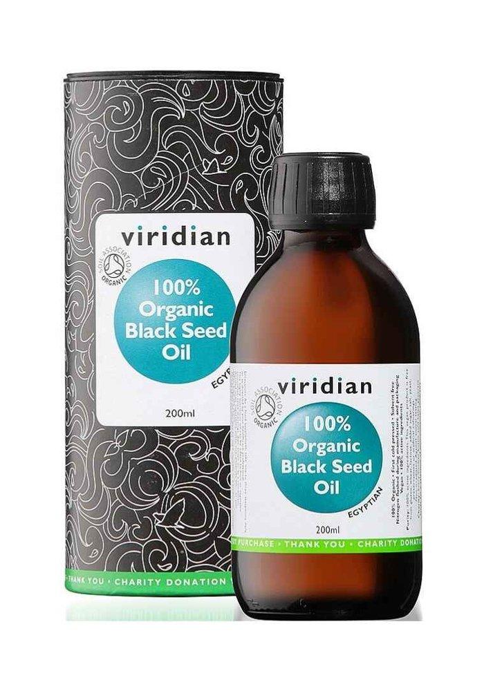 100% Organic Black Seed Oil