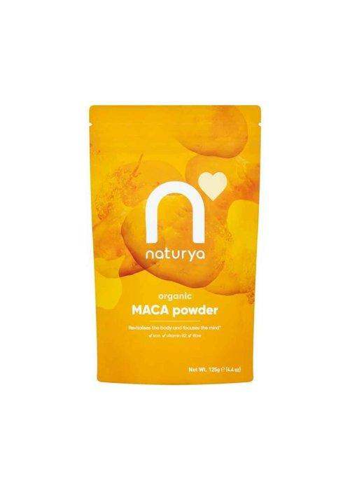 Naturya Organic Maca Powder 125g