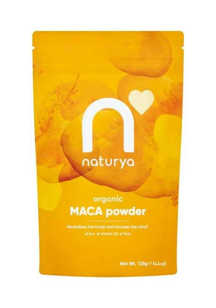 Organic Maca Powder 125g