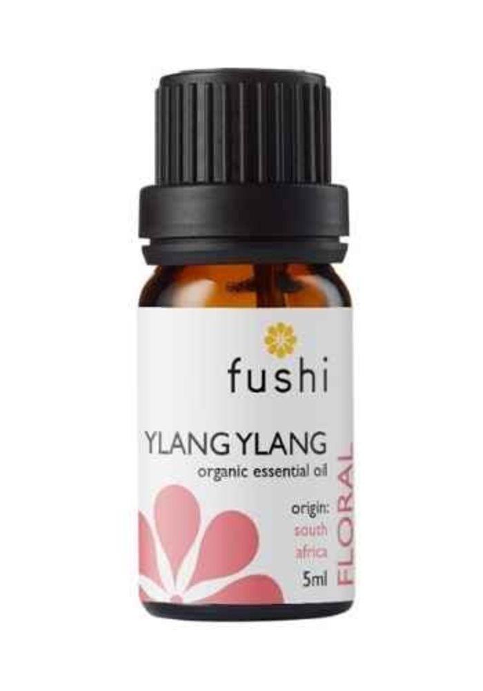Essential Oil: Ylang Ylang Organic 5ml