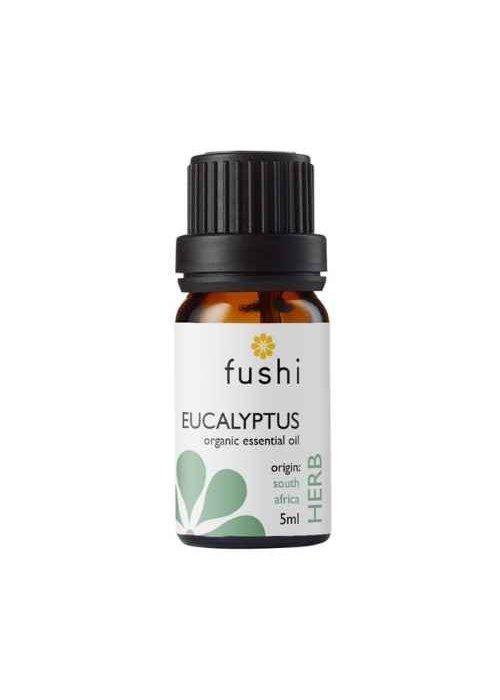 Fushi Essential Oil: Eucalyptus (Globulus) Organic 5ml
