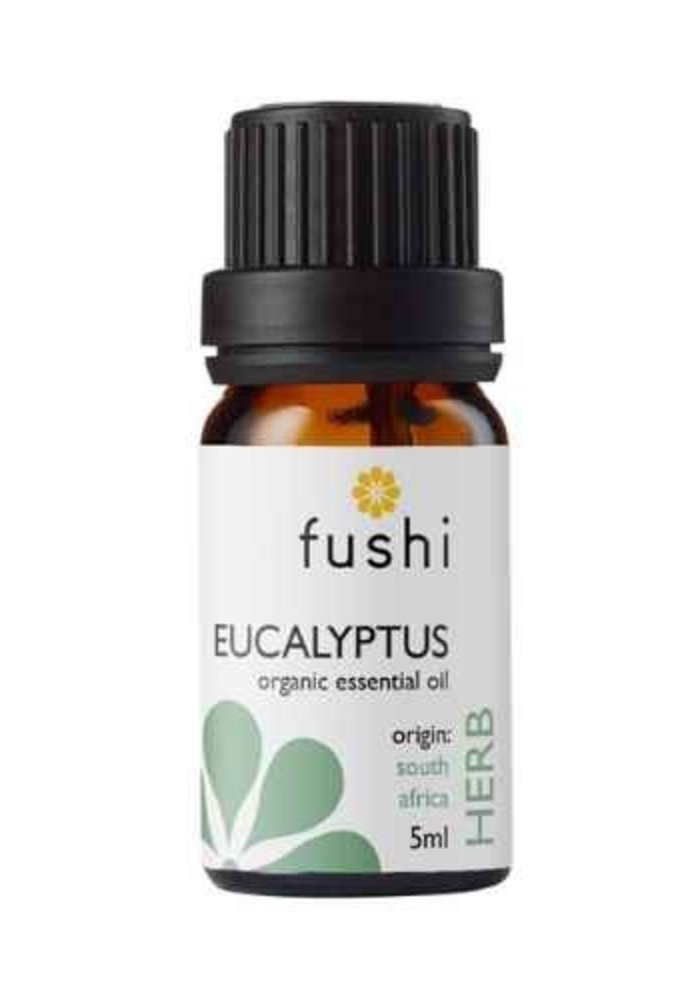 Essential Oil: Eucalyptus (Globulus) Organic 5ml