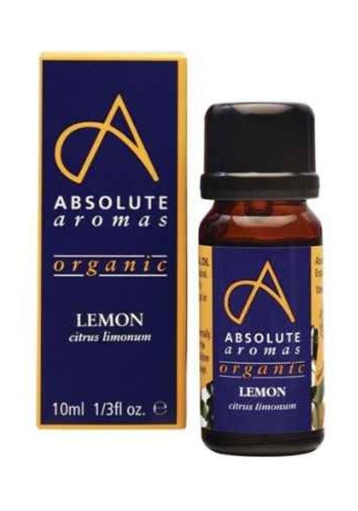 Essential Oil: Lemon: Organic 10ml