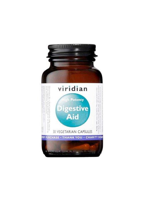 Viridian High Potency Digestive Aid 30 caps