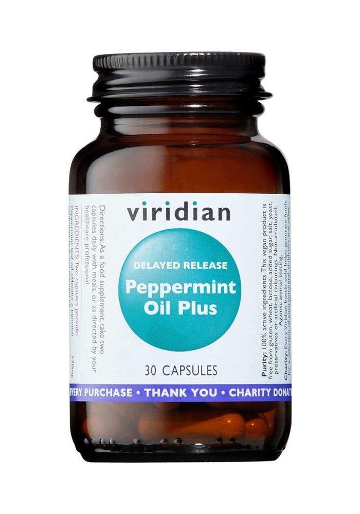 Peppermint Oil Plus - 30 caps