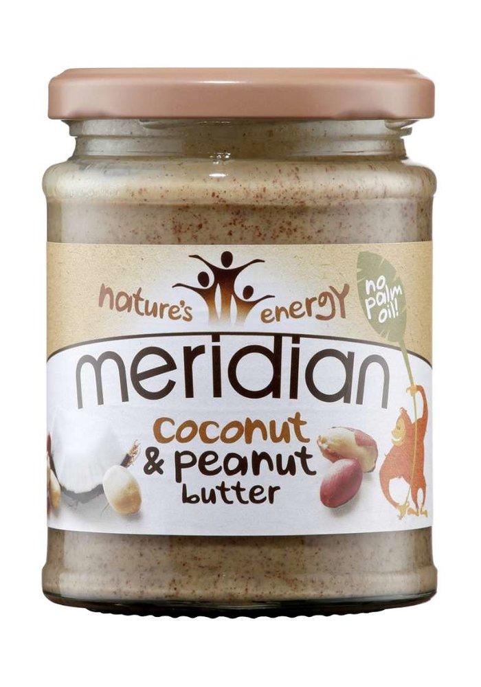 Coconut & Peanut Butter