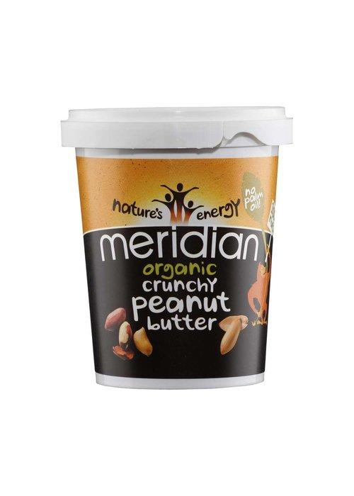 Meridian Peanut Butter: Crunchy 454g