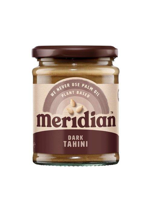 Meridian Tahini Dark - Organic