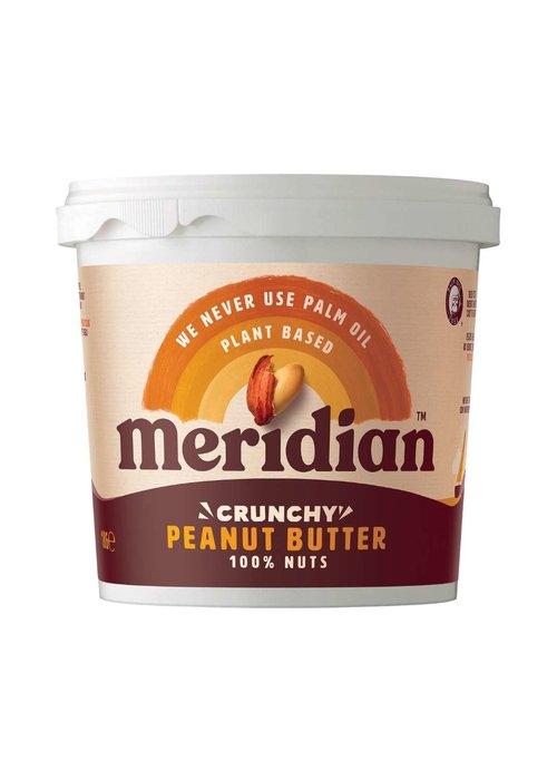 Meridian Peanut Butter: Crunchy 1kg