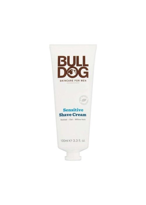 Bulldog Shave Cream: Sensitive 100ml