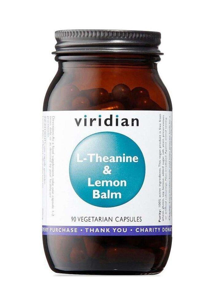 L- Theanine Lemon Balm 90 caps