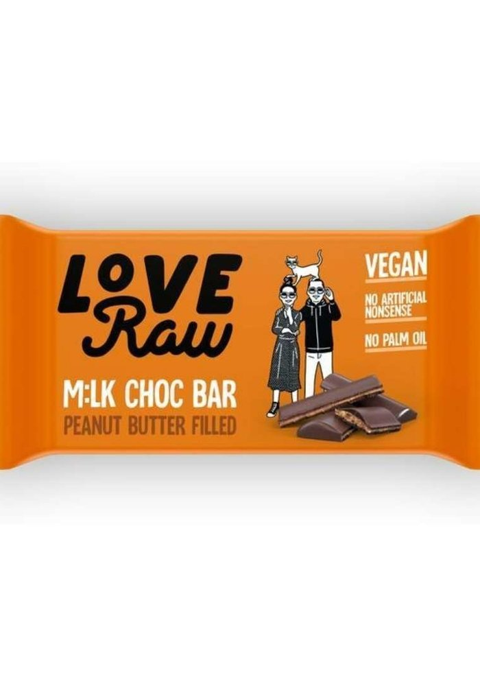 M:lk Choc Bar: various flavours