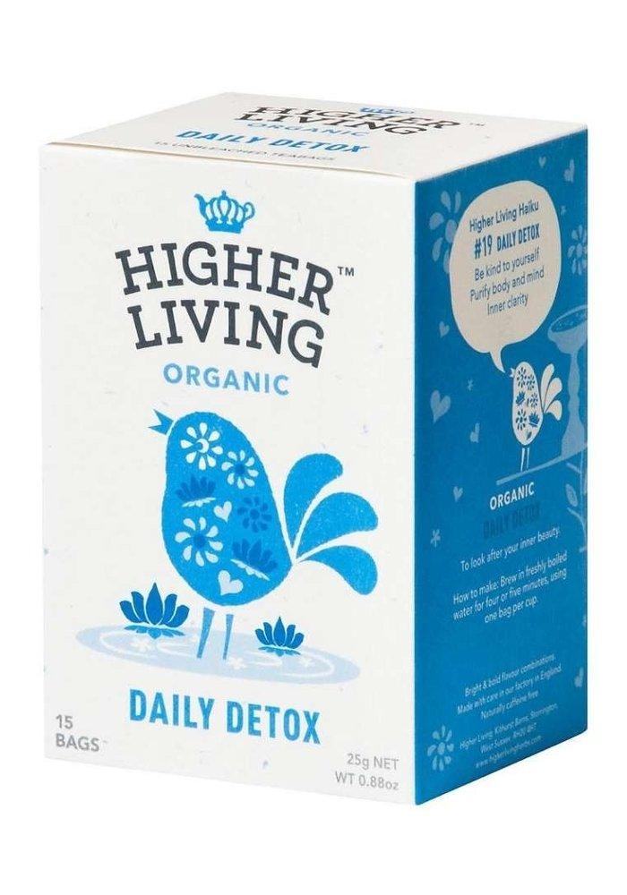 Daily Detox Organic Tea