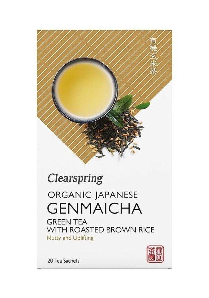 Japanese Genmaicha Tea - Organic
