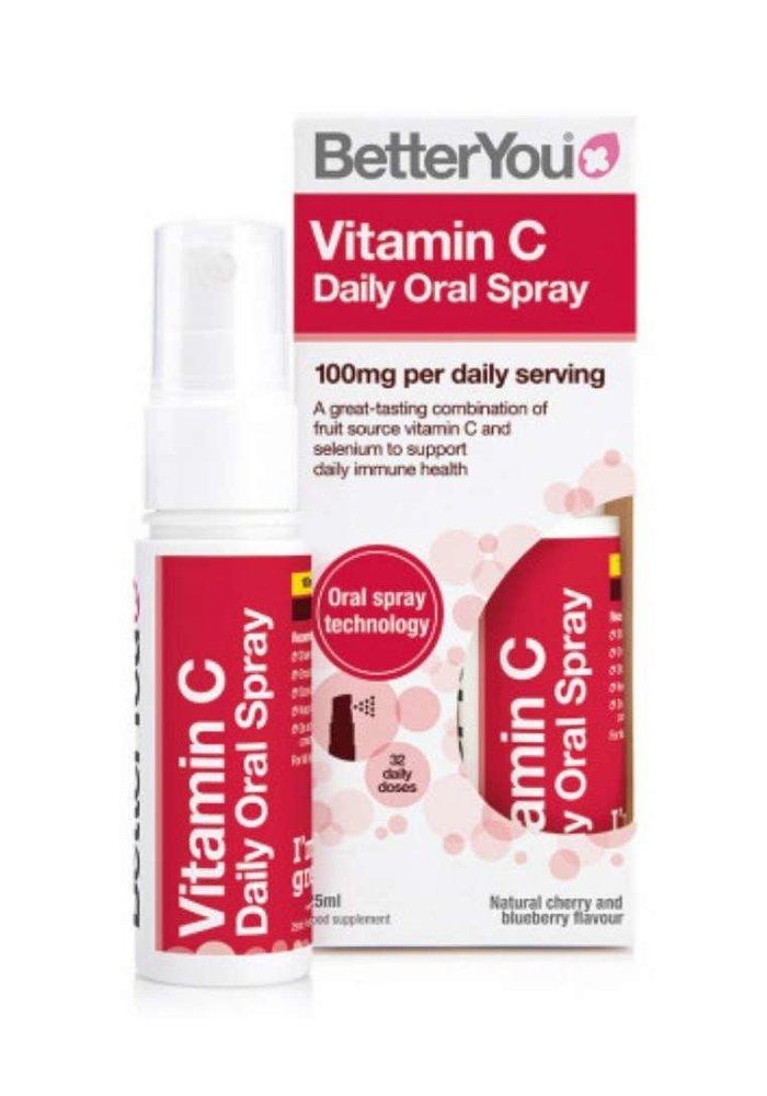 Vitamin C Daily Oral Spray