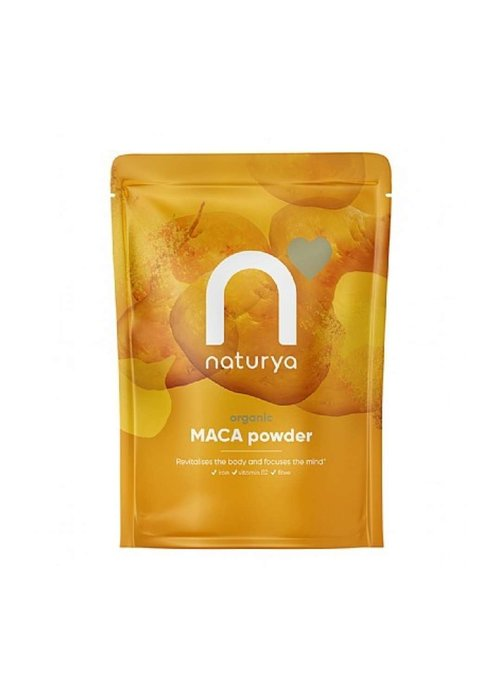 Naturya Cacao Nibs : Organic 125g