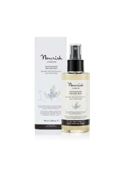 Nourish Antioxident Peptide Mist