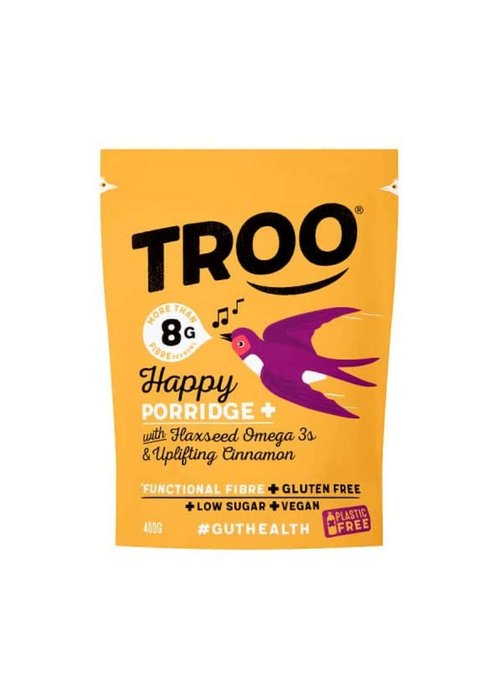 Troo Porridge: Happy