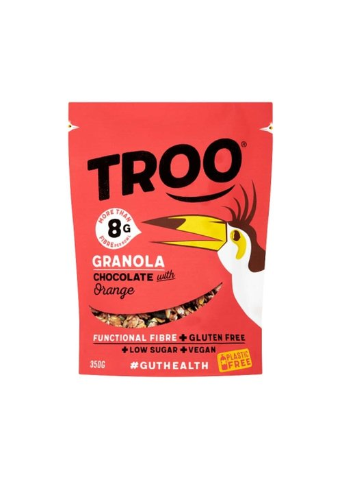Troo Granola: Chocolate Orange