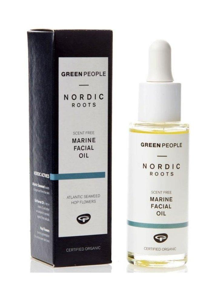 Nordic Roots Marine Facial Oil