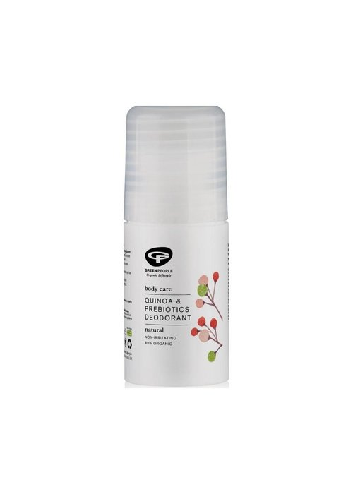 Green People Deodorant - Quinoa and Prebiotics 75ml
