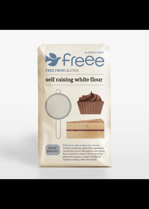 Doves Farm White Self Raising Flour GF