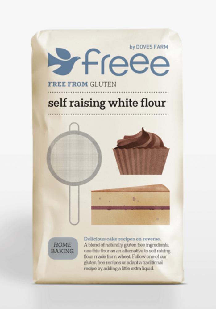 White Self Raising Flour GF