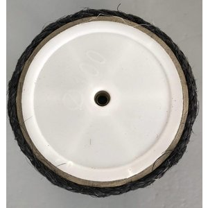 RHRQuality Sisalpole 40x12Ø M8 BLACKLINE