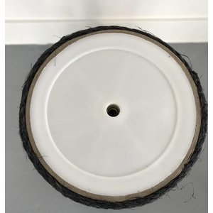 RHRQuality Sisalpole 41,5x12Ø M8 BLACKLINE
