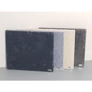 RHRQuality Bottomplate - Corner Coon Light Grey