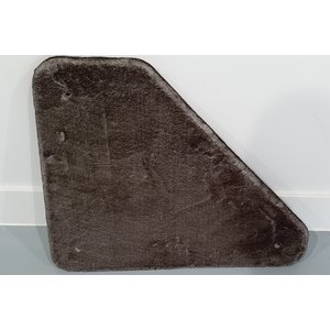 RHRQuality Triangle Shape Upper Plate - Corner Coon Taupe