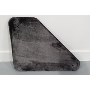 RHRQuality Triangle Shape Upper Plate - Corner Coon Dark Grey