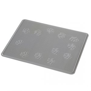 EBI Litter Box Mat Grey